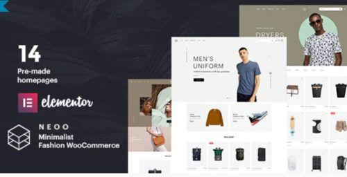 Neoo - Flexible WooCommerce theme