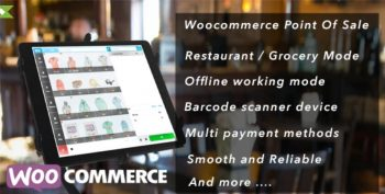Openpos - WooCommerce Point Of Sale (POS)