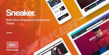 Sneaker - Shoes Theme for WooCommerce WordPress