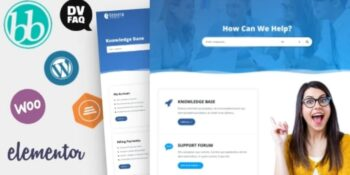 Tessera - Knowledge Base & Support Forum WordPress Theme