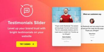 Testimonials Slider v1.5.0 - WordPress Testimonials Plugin