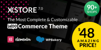 XStore - Responsive Multi-Purpose WooCommerce WordPress Theme