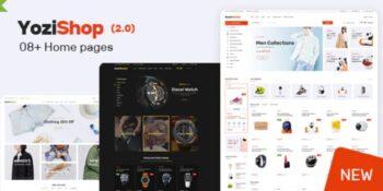 Yozi - Multipurpose Electronics WooCommerce Theme