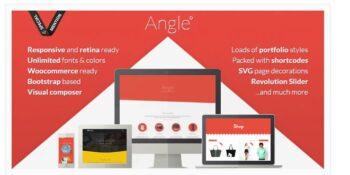 Angle- Flat Responsive Bootstrap MultiPurpose Theme