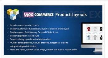 DHWCLayout- Woocommerce Products Layouts