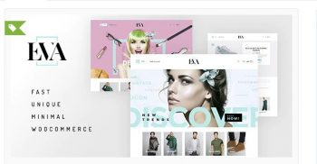 Eva - Fashion WooCommerce Theme