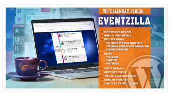 EventZilla - Event Calendar WordPress Plugin