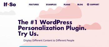 If>So - Dynamic Content (WordPress Plugin)