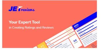 JetReviews - Reviews Widget for Elementor