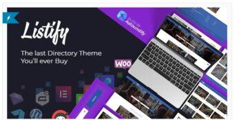 Listify - WordPress Directory Theme