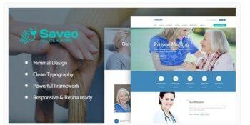 Saveo - In-home Care & Private Nursing Agency