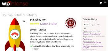 Scalability Pro - WordPress Plugin
