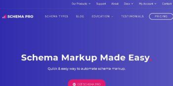 Schema Pro - Schema Markup Made Easy