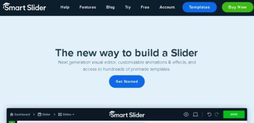 Smart Slider Pro + Templates