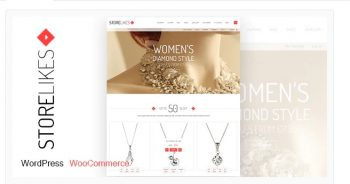 Storelikes - Fashion RTL Responsive WooCommerce Theme