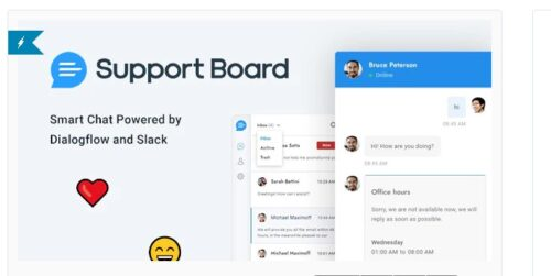 Support Board - Chat WordPress Plugin - Chat & Support