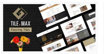 Tilemax - Flooring, Tiling & Paving WP Theme