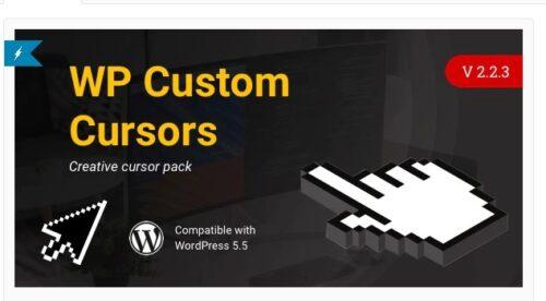 WP Custom Cursors - WordPress Cursor Plugin