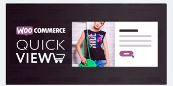 Woo Quick View - An Interactive Product Quick View for WooCommerce