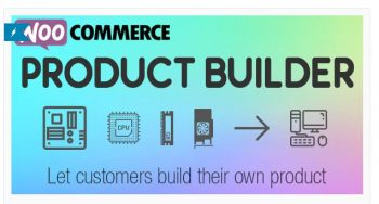 WooCommerce Product Builder - Custom PC Builder