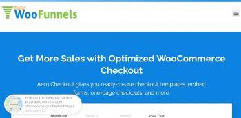Woofunnels - Optimize WooCommerce Checkout with Aero