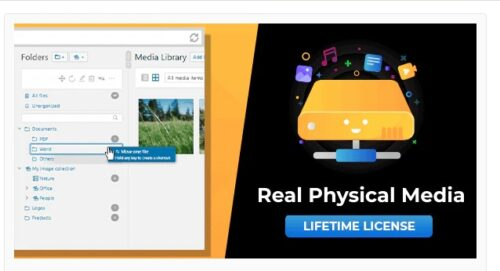 WordPress Real Physical Media - Physical Media Folders & SEO Rewrites