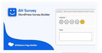 AH Survey - Survey Builder With Multiple Questions Types