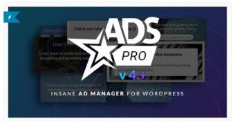 Ads Pro Plugin - Multi-Purpose Advertising Manager