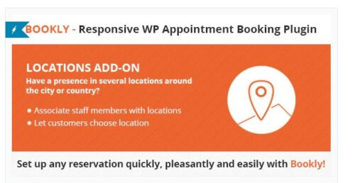 Bookly Locations (Add-on) v3.4
