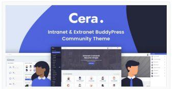 Cera - Intranet & Community Theme