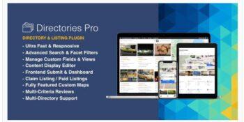 Directories Pro + Addons