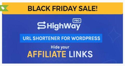 HighWayPro - Ultimate URL Shortener & Link Cloaker for WordPress