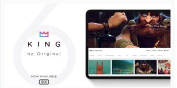 King - WordPress Viral Magazine Theme