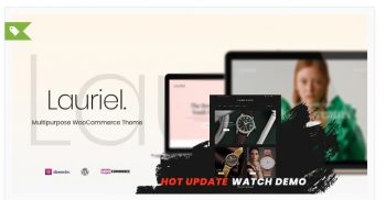 Lauriel – Multipurpose WooCommerce Theme