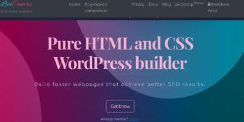 LiveCanvas - Pure HTML and CSS WordPress builder