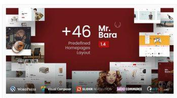 Mr.Bara - Responsive Multi-Purpose eCommerce Theme