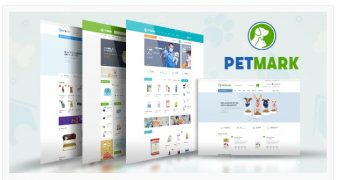 PetMark - Responsive WooCommerce WordPress Theme