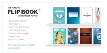 Responsive FlipBook WordPress Plugin