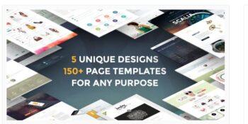 Scalia - Multi-Concept Business, Shop, One-Page, Blo