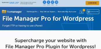 WP File Manager PRO