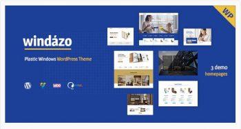 Windazo - Plastic Windows and Doors WordPress Theme