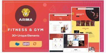 Arima- Gym, Boxing WordPress Theme
