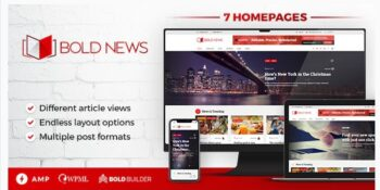 Bold News - Magazine News Newspaper