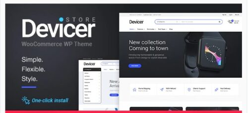 Devicer - Electronics, Mobile & Tech Store
