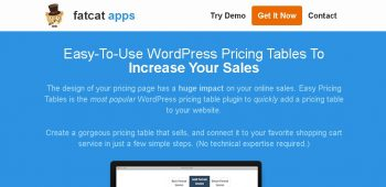 Easy Pricing Tables Premium Agency