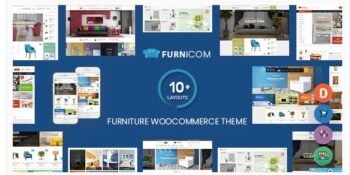 Furnicom - Fastest Furniture Store WooCommerce Theme