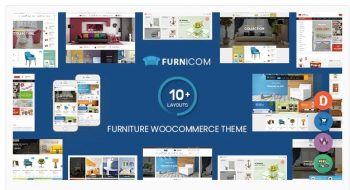 Furnicom - Fastest Furniture Store WooCommerce Theme