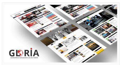 Gloria - Multiple Concepts Blog Magazine