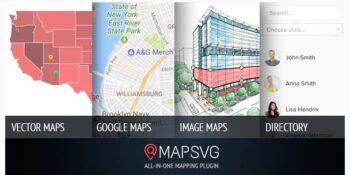 MapSVG - the last WordPress map plugin you'll ever need