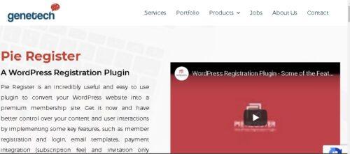 Pie Register Pro + Addons